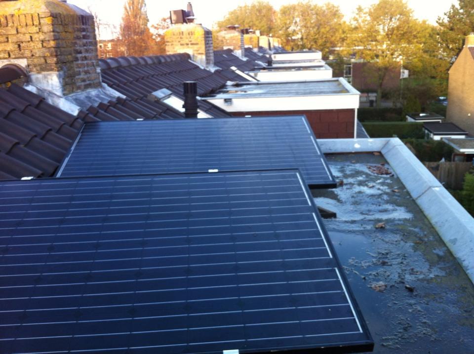 zonnepanelen installeren voorschoten